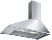 Вытяжка купольная Falmec TRAPEZIO 900 inox RIGHT slider 600 MC