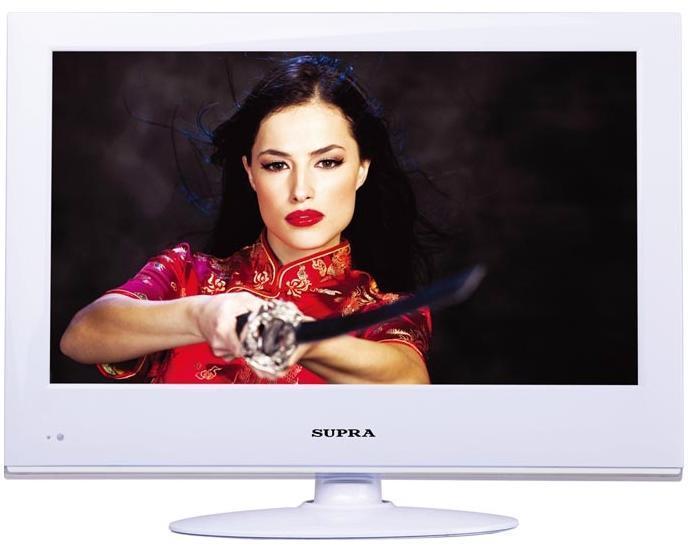 Телевизор жк Supra STV-LC1625 WLD White