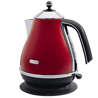 Чайник DeLonghi KBO 2001 Red