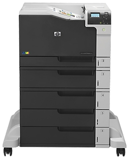 Принтер HP Color LaserJet Ent M750xh